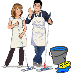 house cleaner melbourne